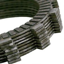 Apico Clutch Friction Plates CR 125 00-07